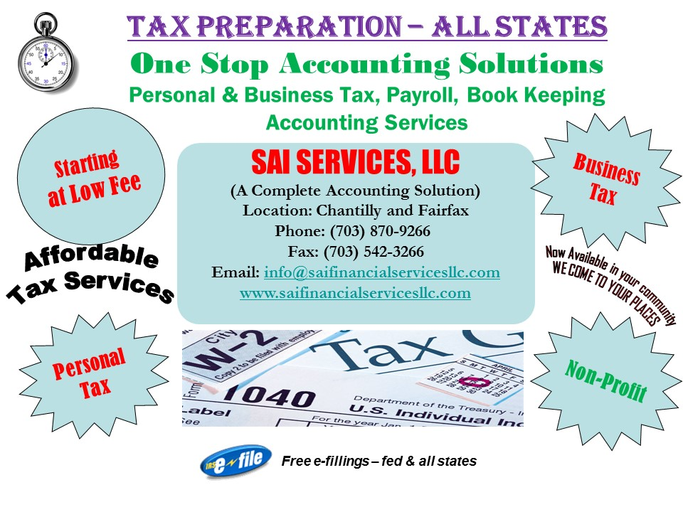 Sai Tax Solutions